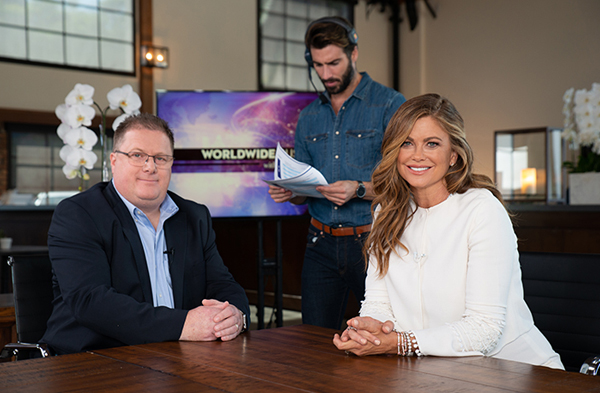 kathy ireland and Simon Marshall Worldwide Business Interview
